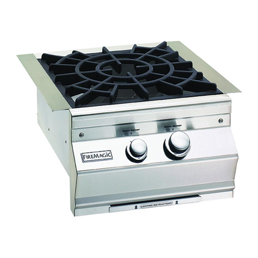 Fire Magic Aurora Power Burner Exterus Outdoor Kitchens