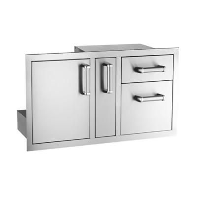 FM-AccessDoor-Platter-Storage-Double-Drawer