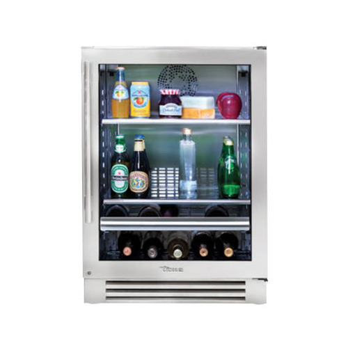 true 24 glass door refrigerator - Refridgerator Glass Door